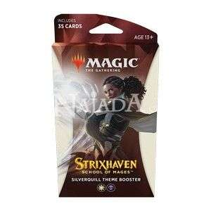Strixhaven: School of Mages - Theme Booster - Silverquill - NM