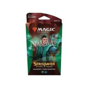 Strixhaven: School of Mages - Theme Booster - Quandrix - NM