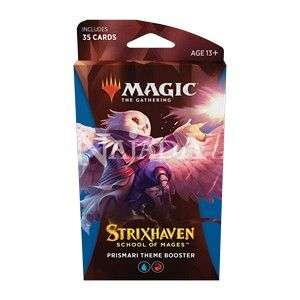 Strixhaven: School of Mages - Theme Booster - Prismari - NM