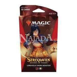 Strixhaven: School of Mages - Theme Booster - Lorehold - NM