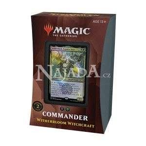Commander: Strixhaven: Witherbloom Witchcraft - NM