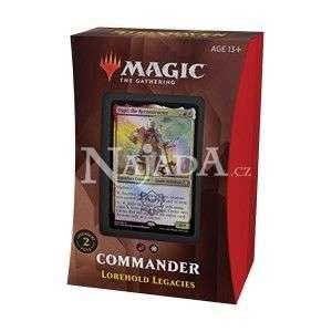 Commander: Strixhaven:  Lorehold Legacies  - NM