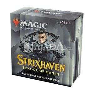 Strixhaven: School of Mages: Silverquill Prerelease Pack - NM