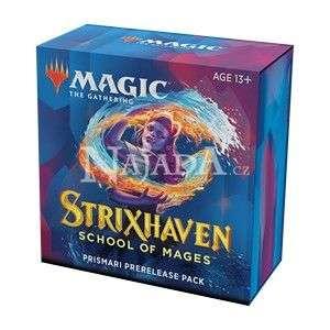 Strixhaven: School of Mages: Prismari Prerelease Pack - NM
