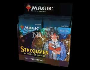 Strixhaven: School of Mages Collector Booster Box - NM