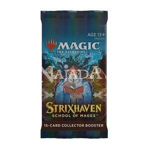 Strixhaven: School of Mages Collector Booster - NM