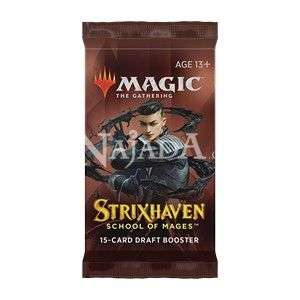 Strixhaven: School of Mages Draft Booster - NM