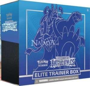 Pokémon - Battle Styles Elite Trainer Box (Rapid Strike) - NM