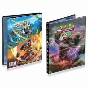 Pokémon - Rebel Clash A5 album - NM