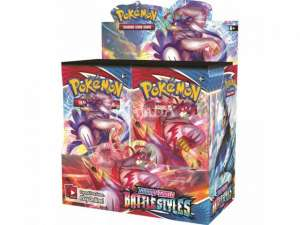 Pokémon - Battle Styles Booster Box - NM