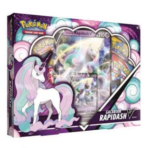 Pokémon - Galarian Rapidash May V Box - NM