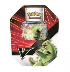 Pokémon - V Strikers Tin Tyranitar - NM