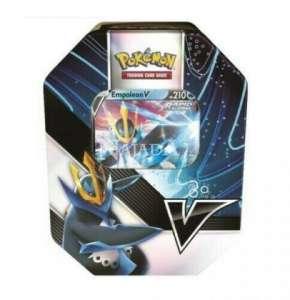 Pokémon - V Strikers Tin Empoleon - NM