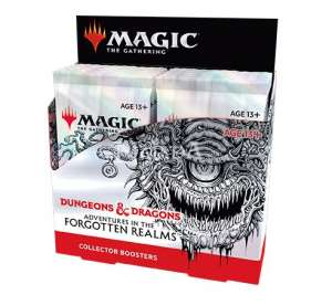 Adventures in the Forgotten Realms - Collector Booster Box - NM