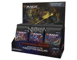 Adventures in the Forgotten Realms - Set Booster Box - NM